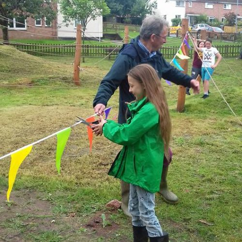 Parkers Way play area opening (3)