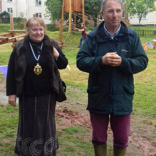 Parkers Way play area opening (4)