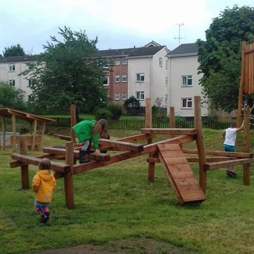 Parkers Way play area opening (5)